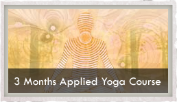 Three Month Applied Yoga Courses